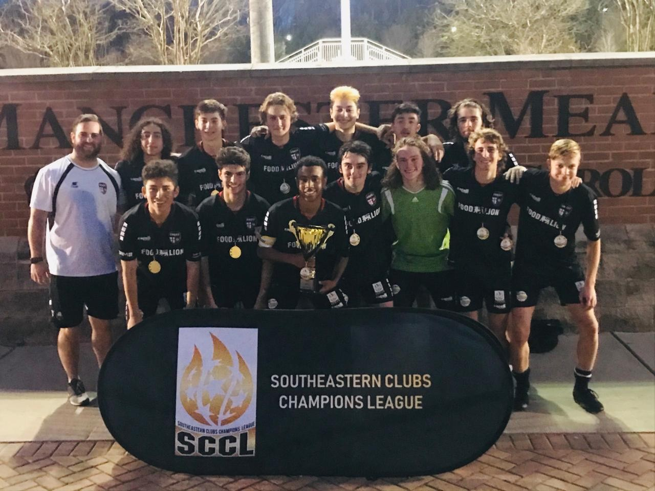 Coast 02 Red Wraps Up Perfect Season
