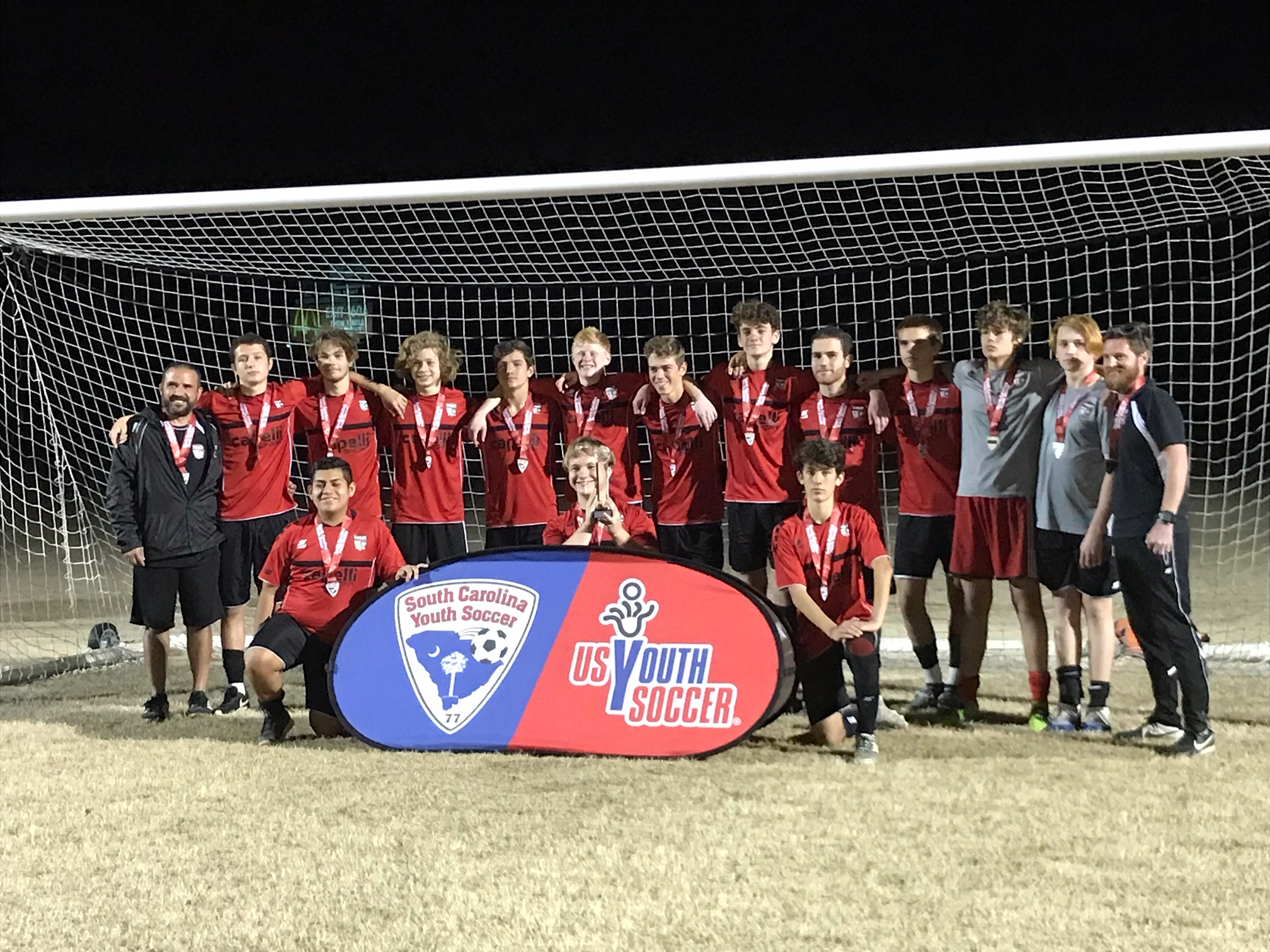 Coast 03 Red Wins PMSL State Championship